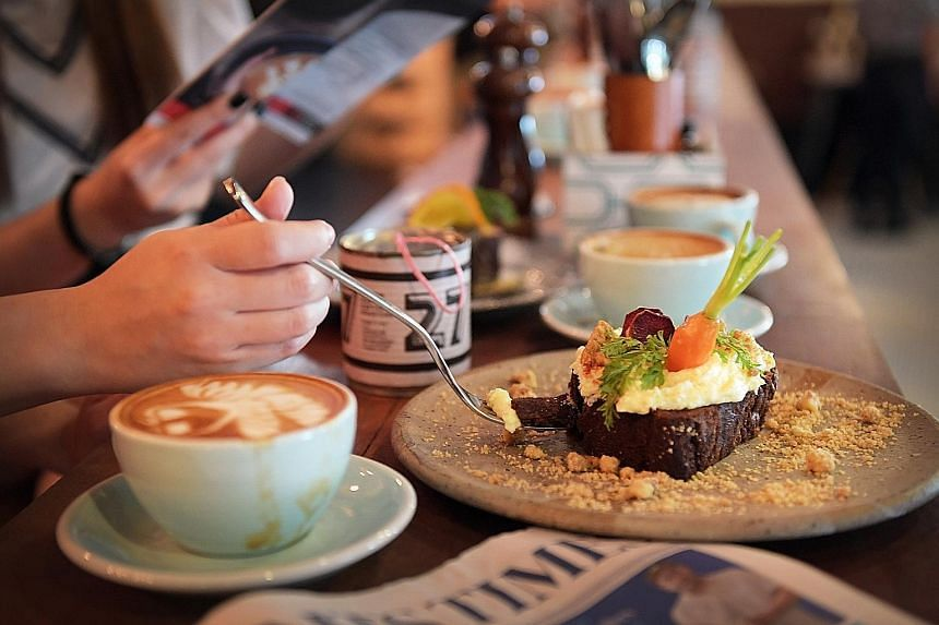 The Singapore Coffee Festival will be held from Aug 3 to 6 at the Marina Bay Cruise Centre.