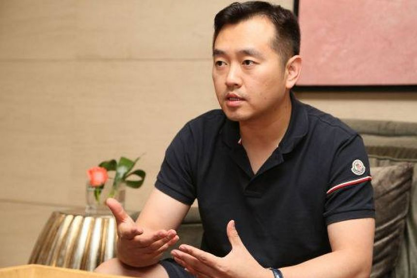 MBS is reportedly suing former Olympic table tennis player Kong Linghui for the remaining $454,000 owed to them.