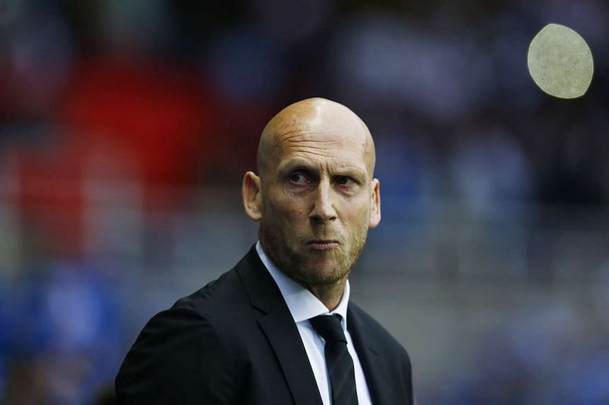 Stam has already committed to staying at Reading regardless of Monday's result