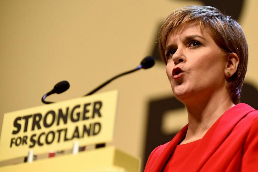Scottish First Minister Nicola Sturgeon confirmed on May 30 that she wants a re-run of the Scottish National Party's failed 2014 independence bid in late 2018 or early 2019.