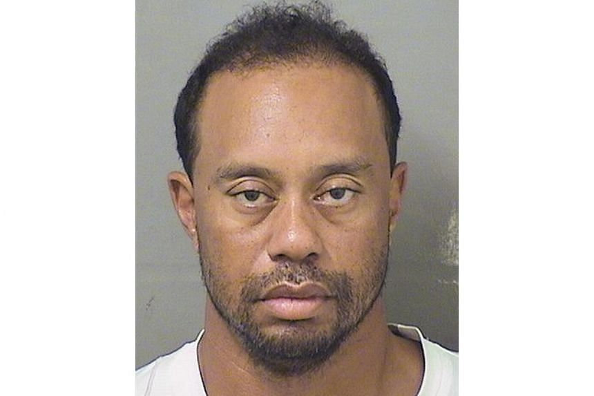 """Tiger Woods had """"extremely slow and slurred speech"""" after being awoken by a police officer, according to a police report released on May 30."""