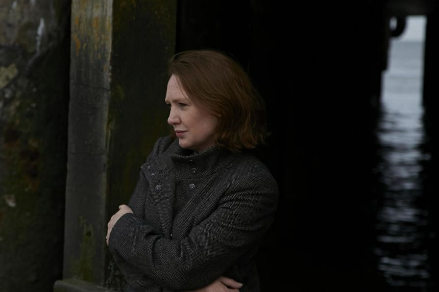 Former journalist Paula Hawkins takes readers on an unpredictable journey in her debut thriller, The Girl On The Train.