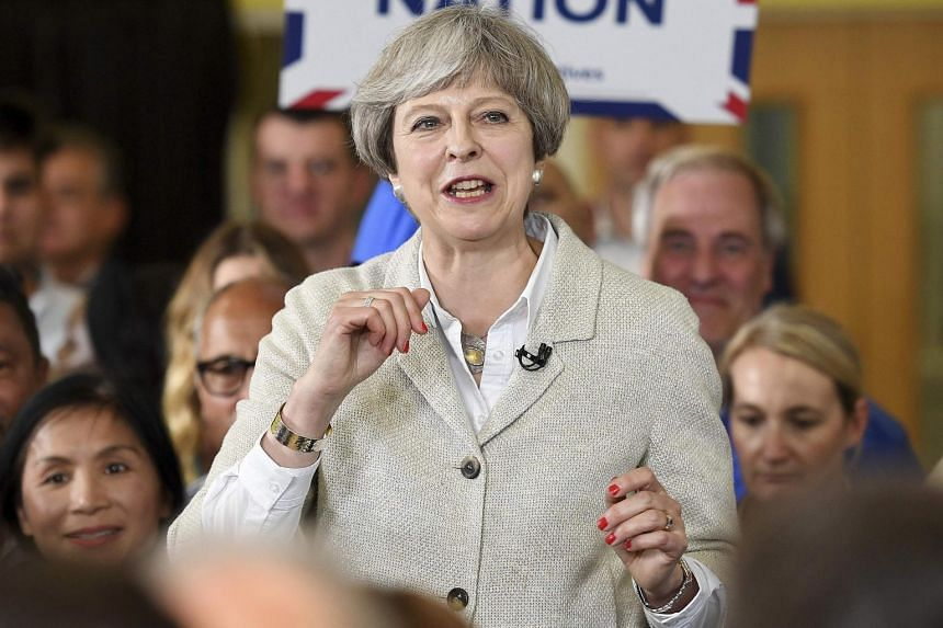 UK Prime Minister Theresa May told supporters that there is no way to delay a June 19 start to Brexit negotiations, regardless of the outcome of the upcoming general election.