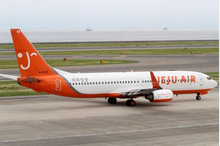 Jeju Air said it first applied to increase its flights to Weihai in early April, but China had not approved the plan because of a diplomatic row over the deployment of a US anti-missile system.