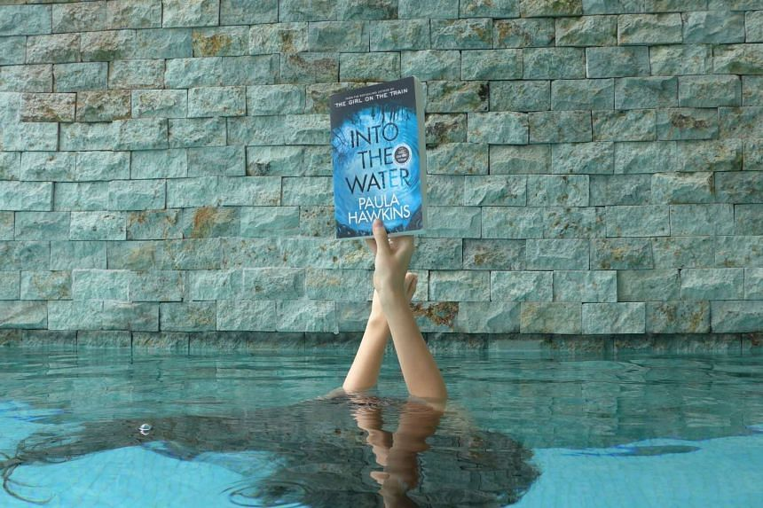 Author Paula Hawkins juggles 11 perspectives in her new book, Into The Water.