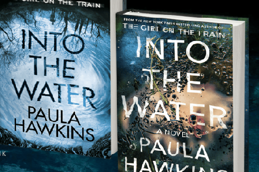 The new book from British author Paula Hawkins, who wrote the bestselling thriller The Girl On The Train. PHOTO: PAULA HAWKINS BOOKS