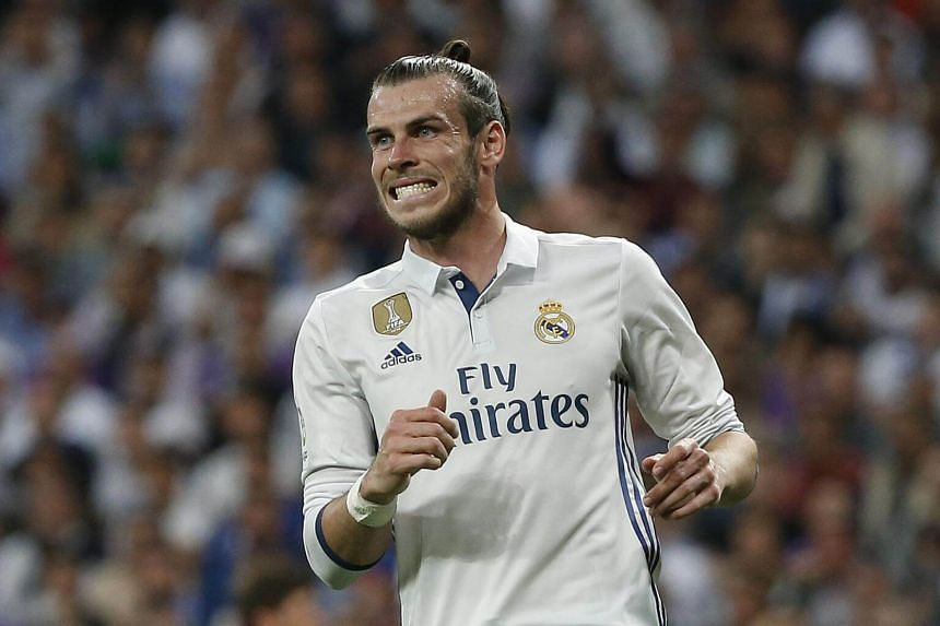 Real Madrid forward Gareth Bale said he is not fit enough to last a full match.