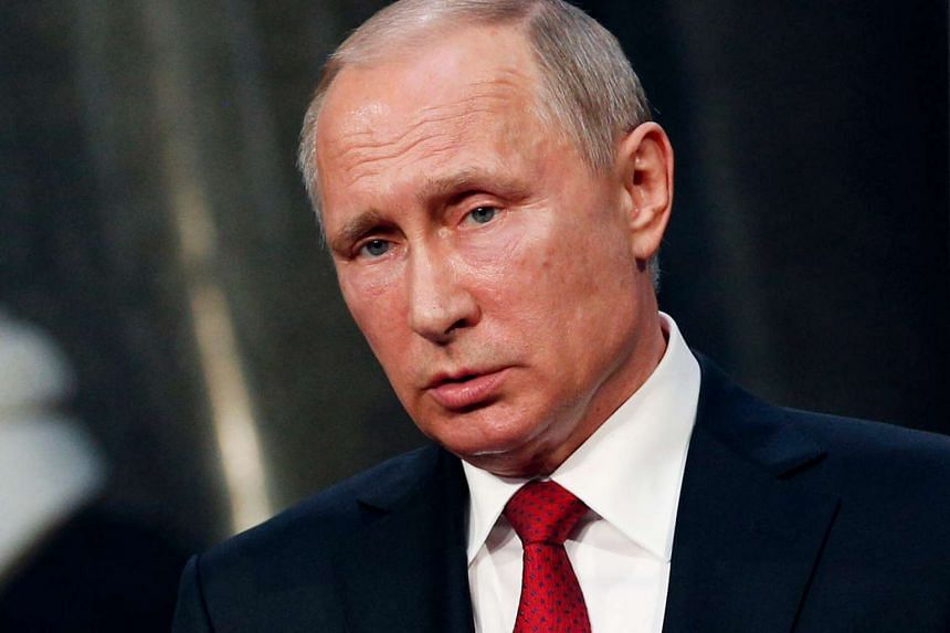 Russian President Vladimir Putin has taken a tough stance against the Islamic State in Iraq and Syria.