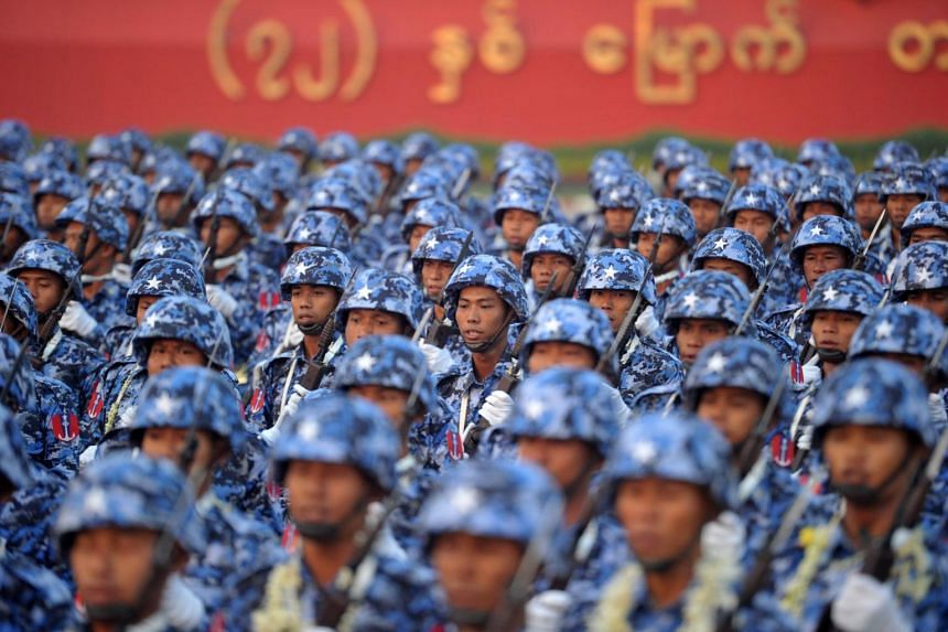 Myanmar's armed forces have often been accused of abuses by human rights groups and Western governments during decades of conflict with myriad ethnic armed groups.