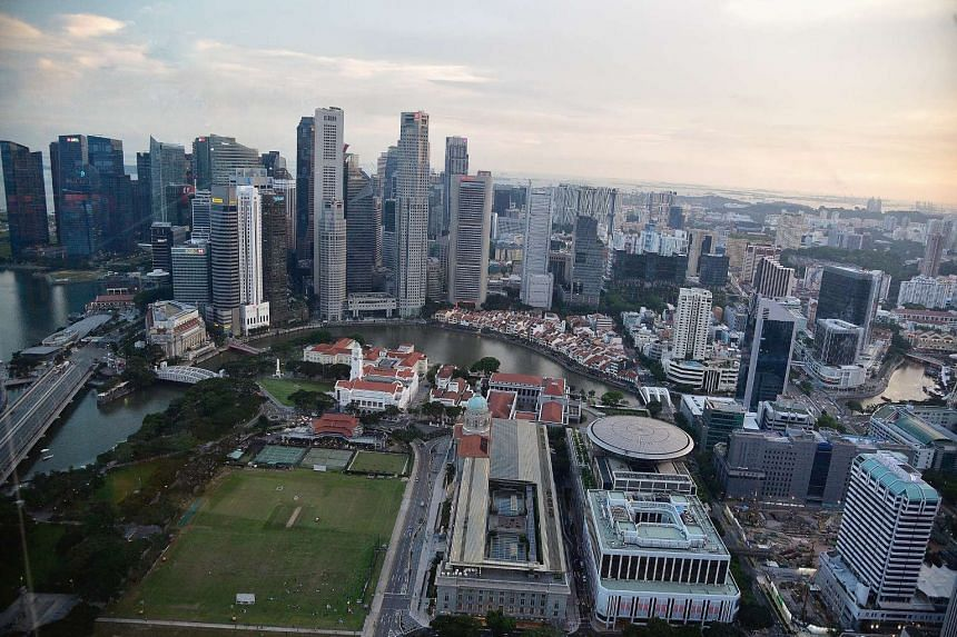 Singapore has taken top spot in a maiden global ranking of economies this year.