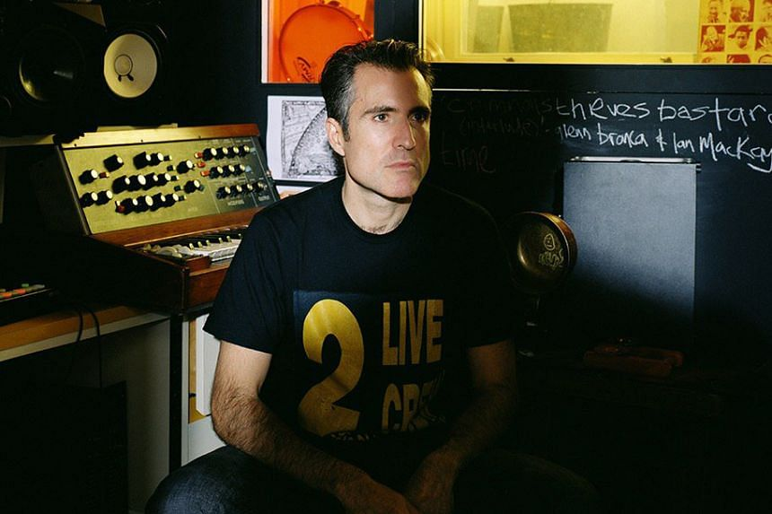 Everything Is Recorded is a project by XL Recordings' boss Richard Russell.