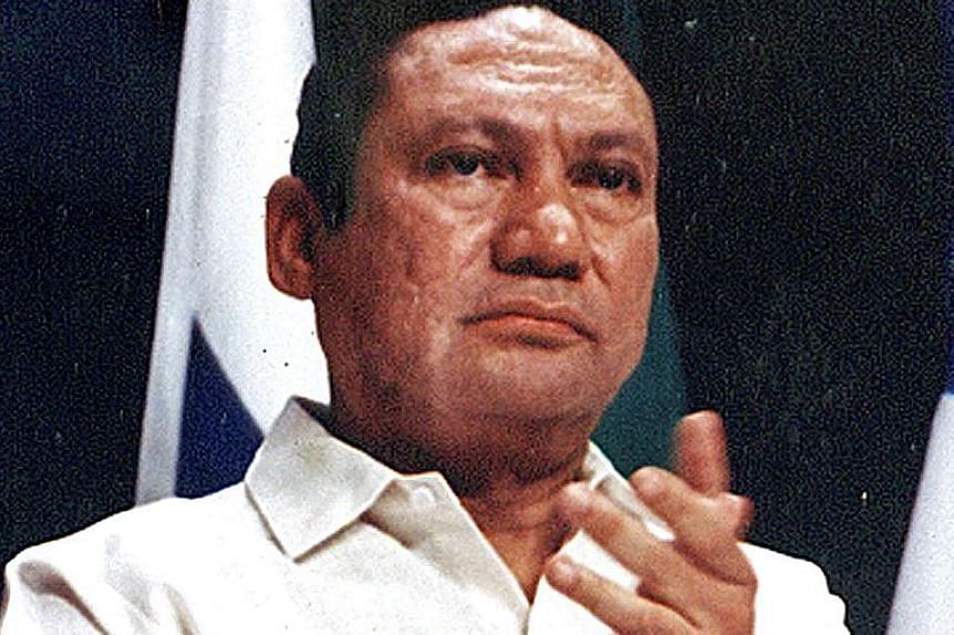 Former strongman Manuel Noriega died in a hospital where he had been recovering from surgery to remove a brain tumour and an operation to clean up cerebral bleeding.