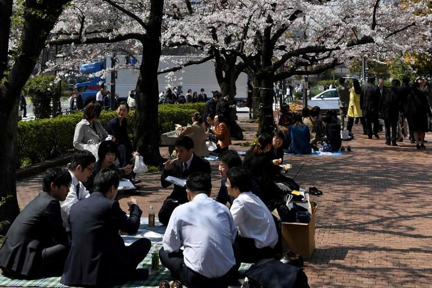 Japan's labour demand has been rising due to a shortage of workers and increased activity in services and construction. The jobless rate held steady at 2.8 per cent in April, matching the lowest since June 1994.