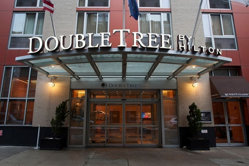 The freehold property is located in Midtown Manhattan near Times Square, one of the most visited locations in the world.