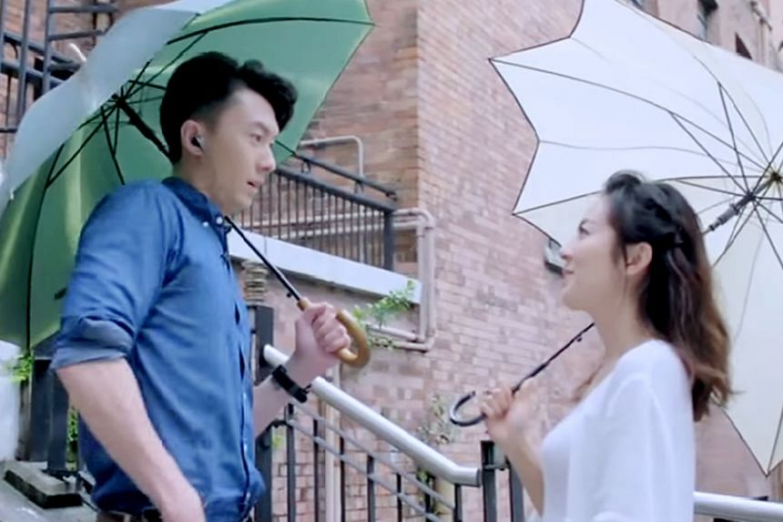 My Unfair Lady stars Vincent Wong and Natalie Tong.