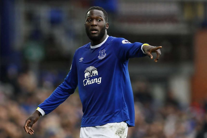 Everton's Romelu Lukaku is the club's top scorer this season with 25 goals in 36 league appearances.