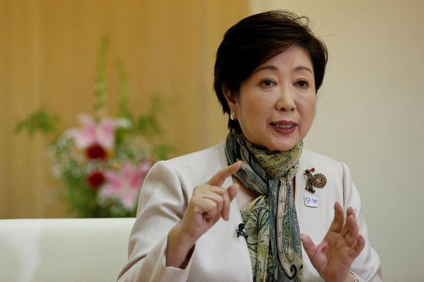 Yuriko Koike will lead Tomin First, a political group she set up.