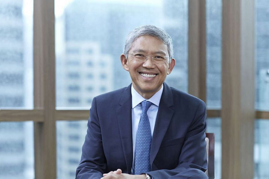 The bank aspires to become top three in Asia for profitability, rather than just growing asset size, Mr Shaari said.