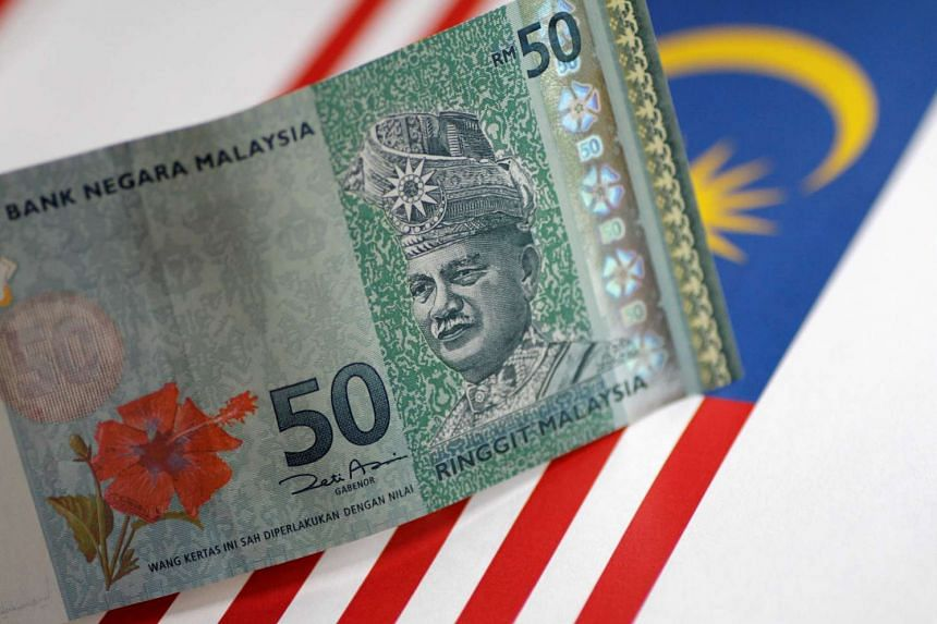 A Malaysia Ringgit note is seen in this illustration photo.