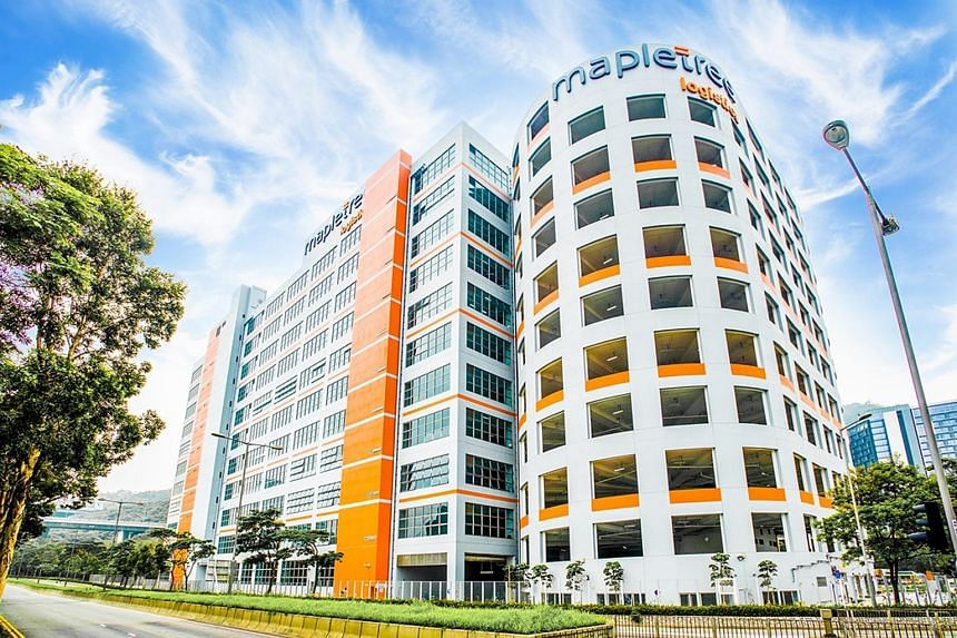Mapletree Logistics Hub Tsing Yi in Hong Kong is one of the properties the group completed developing last year. Mapletree has also ventured into new asset classes, like Singapore's first student housing-focused trust, secured in March.