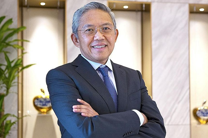 """Mr Abdullah Tarmugi, a former minister, said it is """"unlikely"""" he will run in the election. Mr Mohamed Salleh Marican, CEO of Second Chance Properties, has declared his interest in running in the presidential election. Mr Bahren Shaari, CEO of Bank of"""