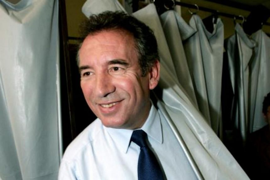 Justice Minister Francois Bayrou said the move to ban lawmakers from hiring family members is to restore confidence in politicians.