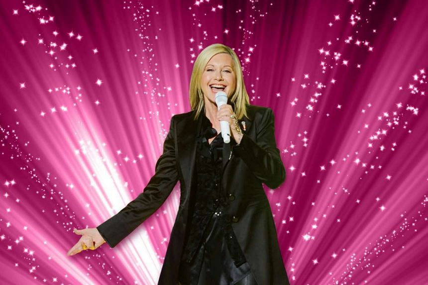 Singer Olivia Newton-John is postponing her tours of the United States and Canada this month and will undergo radiation treatment.