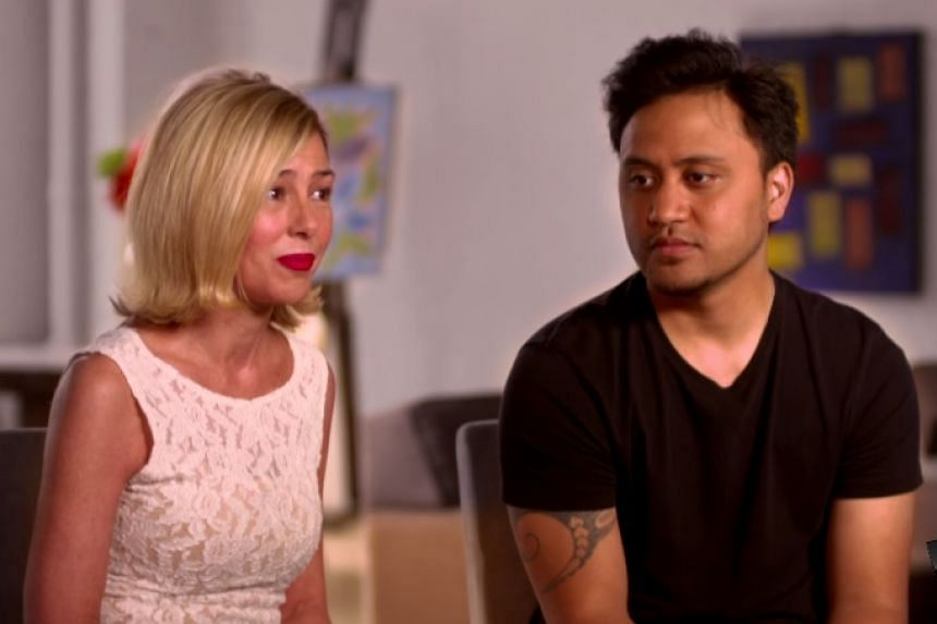 Vili Fualaau and wife Mary Kay Letourneau in a screenshot from an interview with ABC.