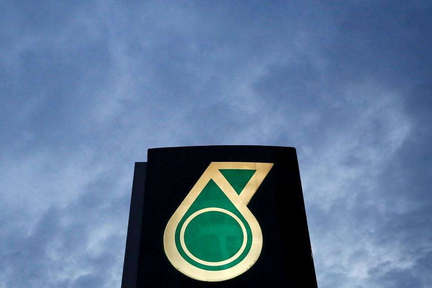 Petronas's quarterly profit has more than doubled but has maintained a cautious outlook.