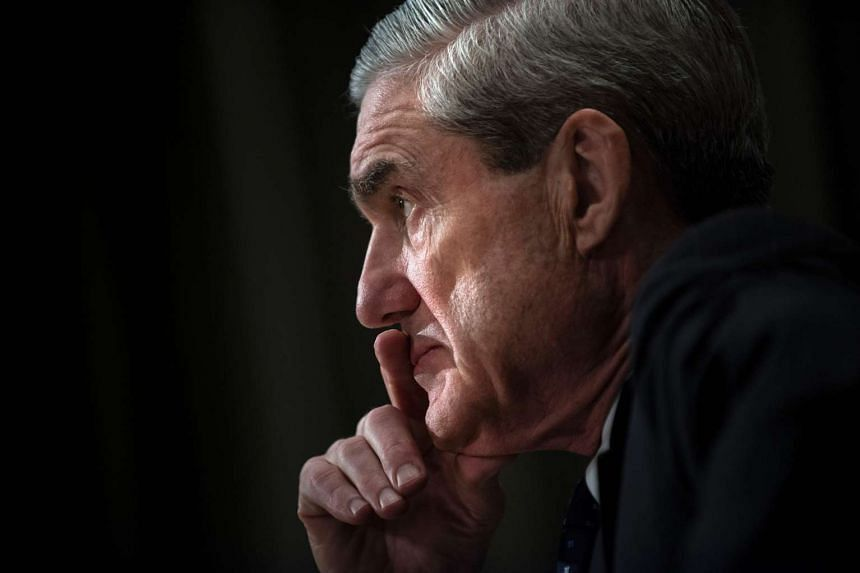 Robert Mueller (above, in a file photo) is expanding his probe.