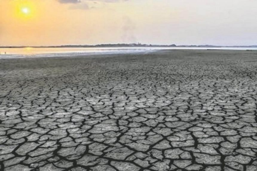 Northern Colombia is undergoing a severe drought due to el Nino phenomenon, global warming and the misuse of water resources.