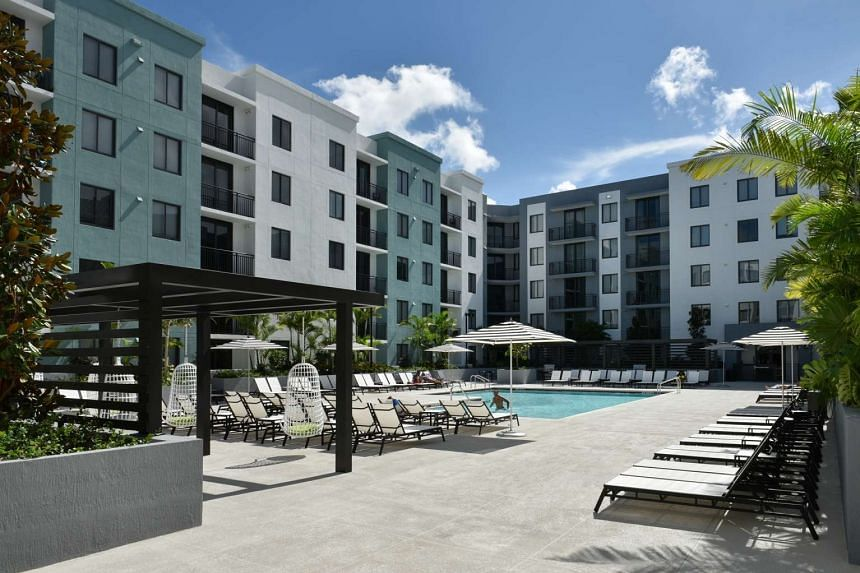 4th Street Commons offers 562 beds and excellent amenities for students studying in Florida, Miami.