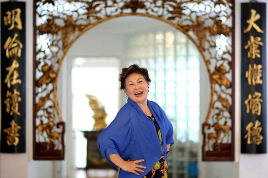 Veteran actress Jin Yinji said she was shown no respect during contract talks with Mediacorp in 2016.