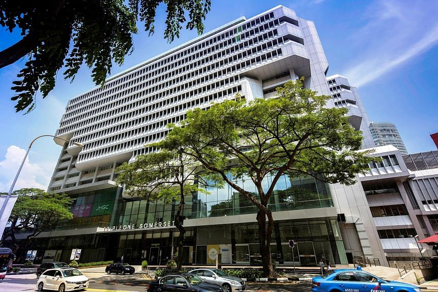 Perennial manages properties in the Civic District, CBD and Orchard Road precinct, such as TripleOne Somerset.