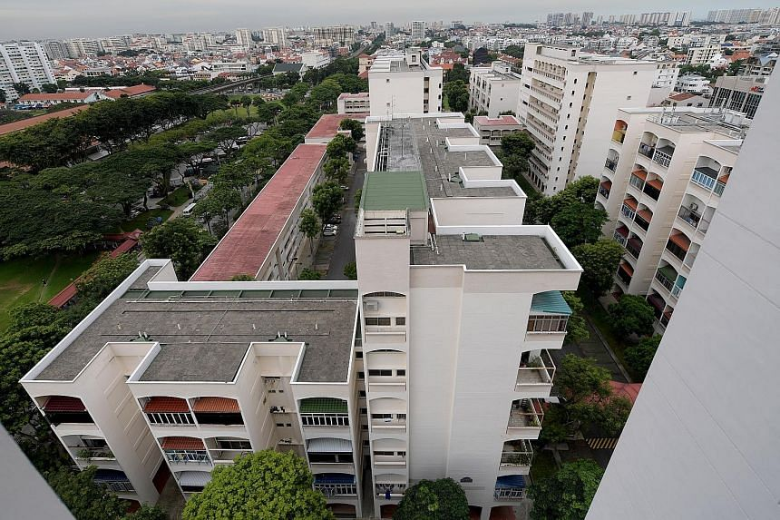 The 330-unit Eunosville near Eunos MRT station was built in the 1980s. It is the fourth successful collective sale this year.