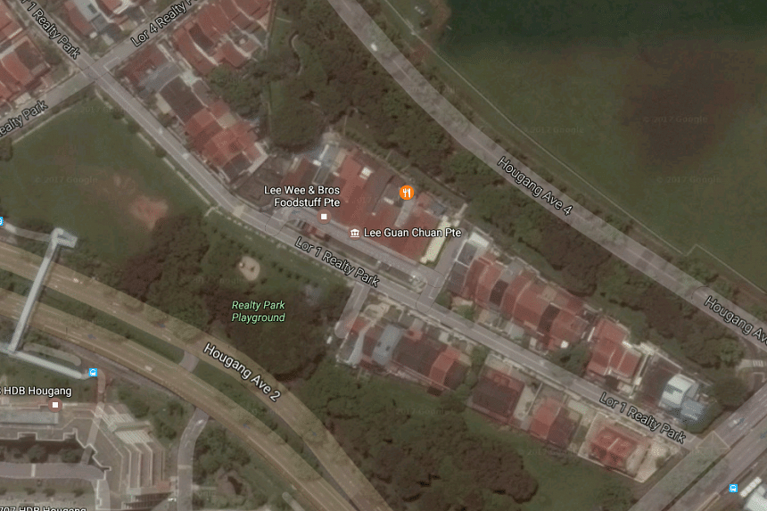The Lorong 1 Realty Park plot spans nearly 13,400 square metres and is within an established residential area in Hougang.