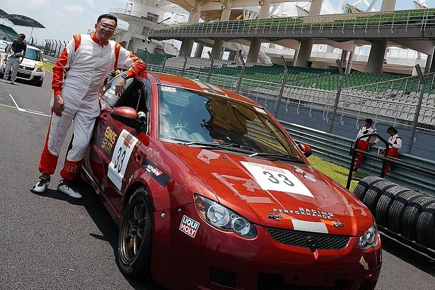 Uber driver James Ling chose the Proton Satria Neo because it was affordable and parts were easily and cheaply obtainable.