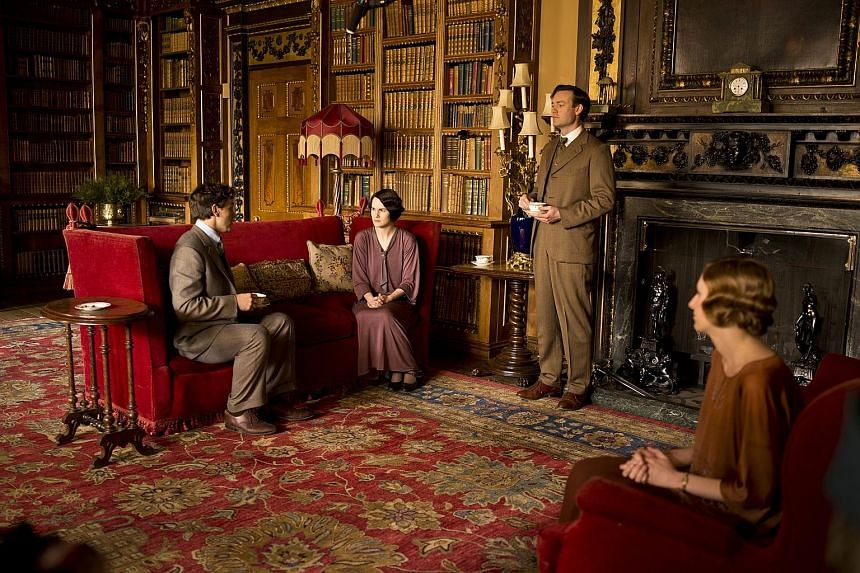 Singapore Is First Stop For New Downton Abbey Exhibition