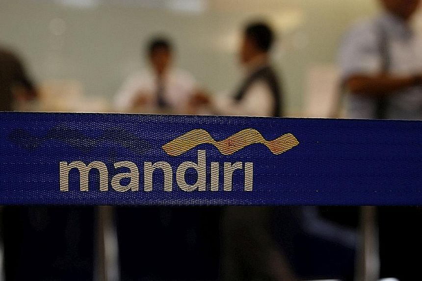 A Bank Mandiri branch at Plaza Mandiri in Jakarta. The bank's chief executive Kartika Wirjoatmodjo said recent reforms in Indonesia have made ultra-rich citizens less averse to banking with state-owned institutions.