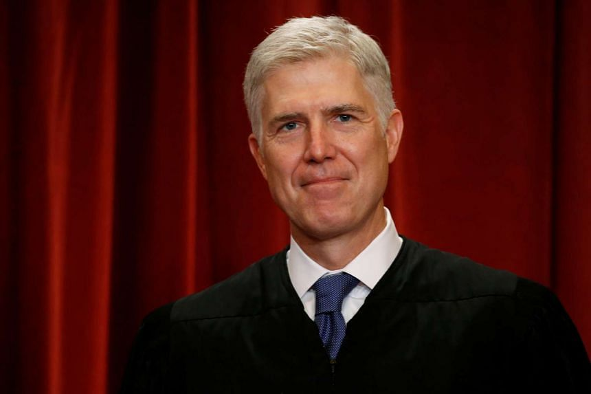 Mr Neil Gorsuch, the newest member to the nation's top court, spoke about the value of an independent judiciary during an evening event at Harvard University.