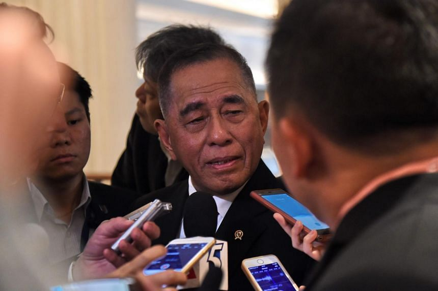 Indonesian Defence Minister Ryamizard Ryacudu estimated there are more than 200,000 ISIS sympathisers in South-east Asia.