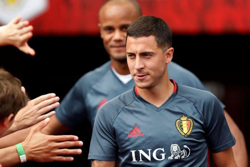 Midfielder Eden Hazard fractured his ankle while training with the Belgian national team, and could be out for four months.