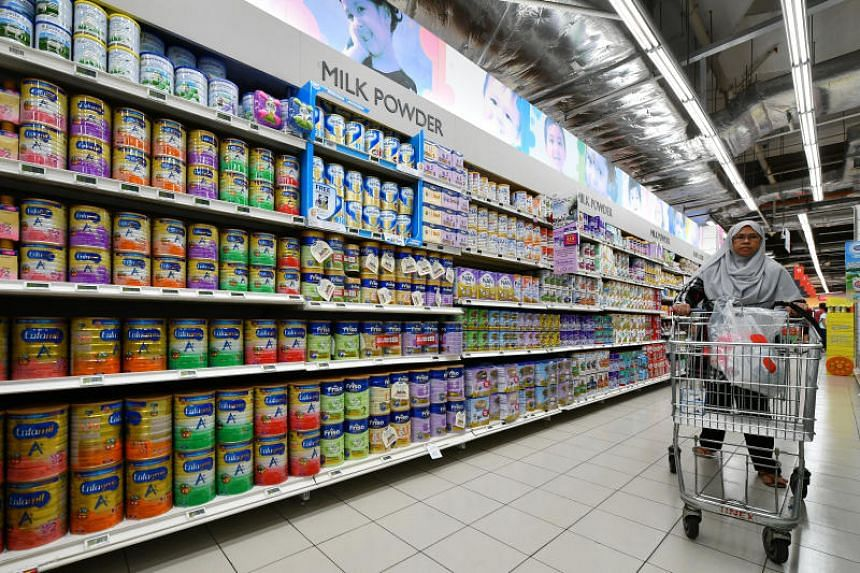 """Formula milk companies have come under the spotlight recently, as a report by the Competition Commission of Singapore released last month found that they had engaged in """"aggressive"""" marketing tactics, including inducements to private hospitals. Such"""