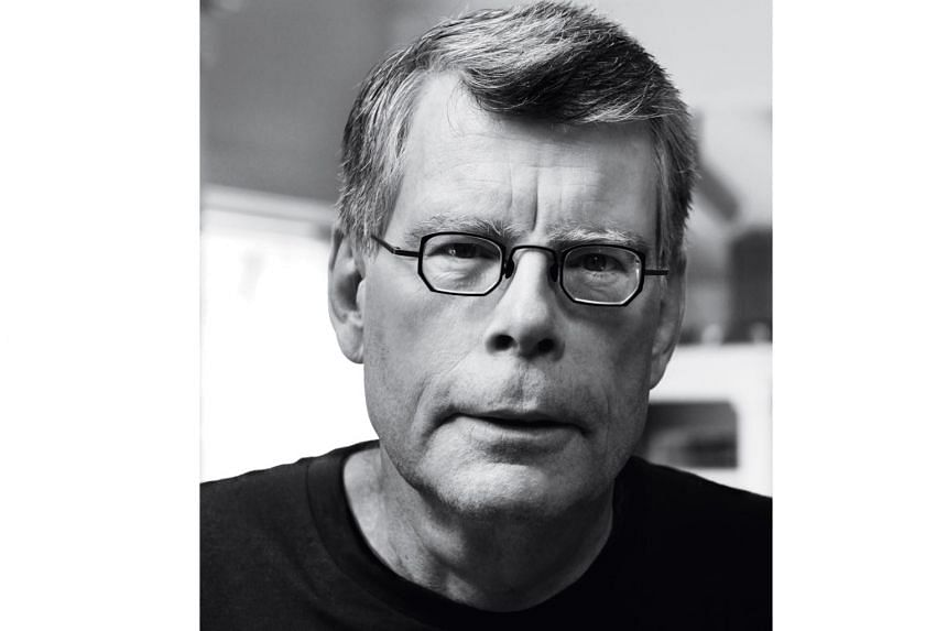 Horror maestro Stephen King co-penned the novella Gwendy's Button Box with Cemetery Dance founder Chizmar.