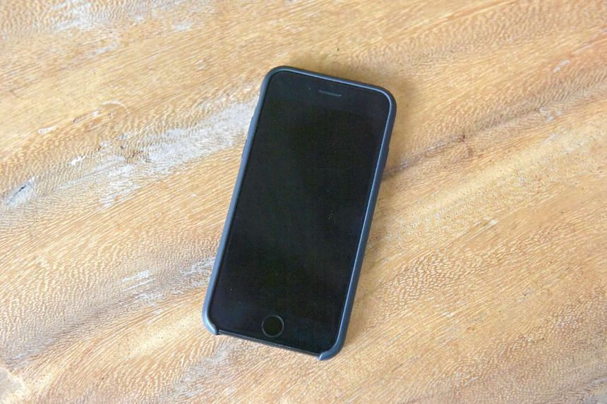 A file image of an Apple iPhone 7.