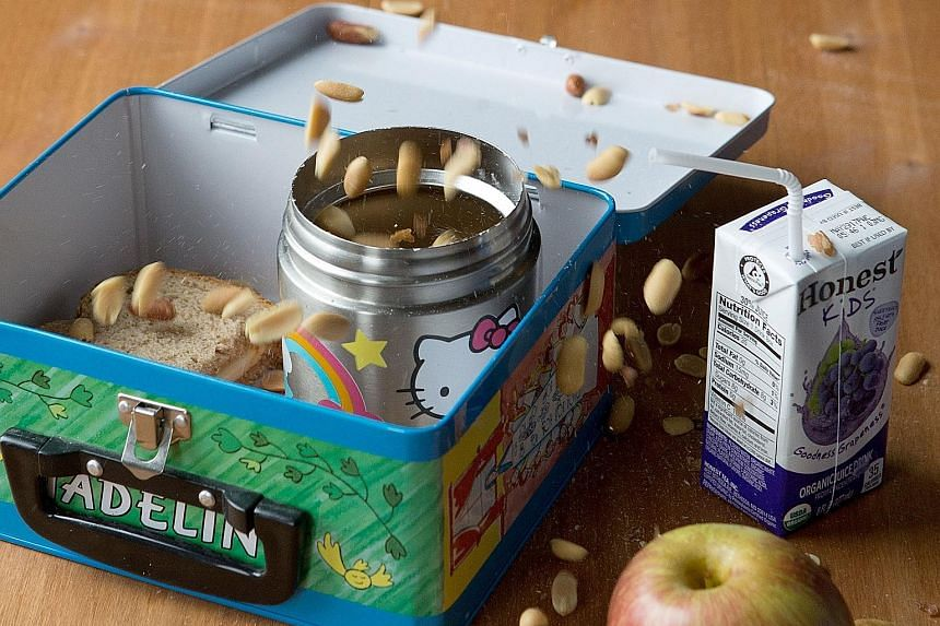 Some kids may be teased and bullied because they have a peanut allergy.