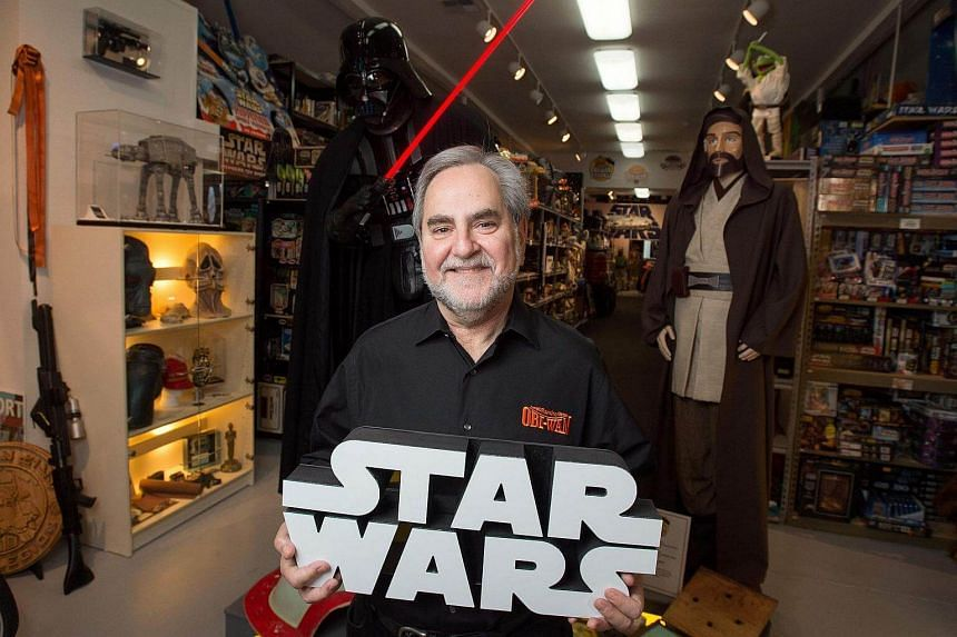 Steve Sansweet said a longtime friend had robbed him of more than 100 items, including rare vintage US and foreign carded action figures.