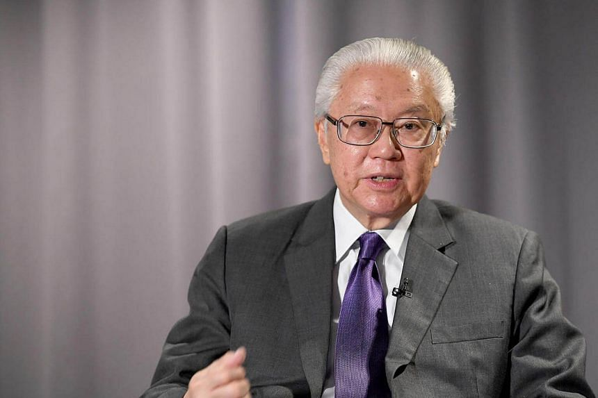 President Tony Tan Keng Yam extended his condolences to the victims and their families.