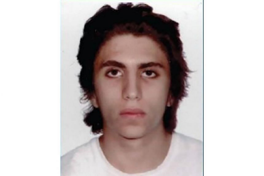 Photo of Youssef Zaghba, an Italian national of Moroccan dissent, believed by police to be one of the three attackers in the June 3 terror attack on London Bridge.