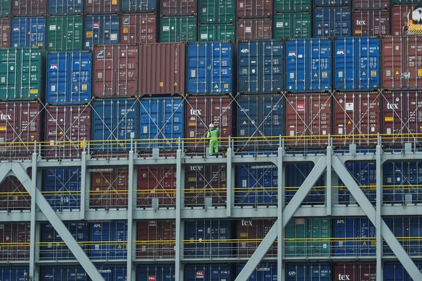 The Organisation for Economic Cooperation and Development increased its forecast for global growth this year by two tenths of a percentage point to 3.5 per cent on a recovery in global trade.